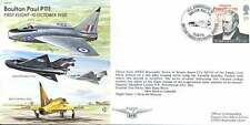 EJA 12 45th Anniversary First Flight Boulton Paul P111 RAF flown cover
