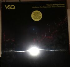 Vitamin String Quartet VSQ -Nightmare Before Xmas LP [Vinyl New] Lt Yello RSD BF