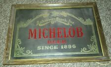 Michelob Glass sign