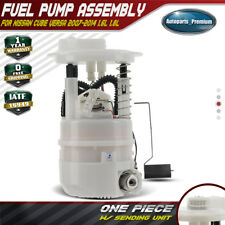 Electric Fuel Pump Module Assembly for Nissan Versa Cube L4 1.6L/1.8L 2007-2014