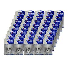 120 X Hearing Aid Batteries A13 13A ZA13 PR48 13 Zinc Air 13/A13 Free Shipping