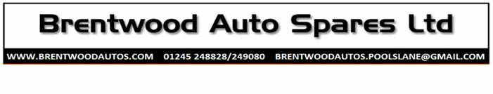 Brentwood Auto Spares LTD