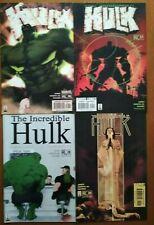 Incredible Hulk #36,37,38,39 Set--Jones/Romita Jr.--Marvel 2002 1st Prints--VFN+