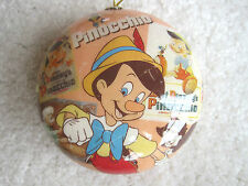 Disney Store Pinocchio Christmas Ornament BRAND NEW! Can be personalized w/ name