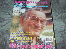 Jazz Journal  April   2002    Ralph Sutton,  Kevin Herridge, Jeff Clyne