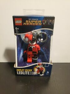 LEGO DC Comics Super Heroes Harley Quinn LEDLite NEW