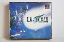 PS1 FINAL FANTASY VII 7 International Playstation