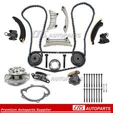 07-15 Buick Pontiac Suzuki 3.6L Timing Chain Water Pump Head Bolts Kit