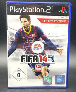 "PS 2 Playstation 2 Spiel "" FIFA 14 2014 - Legacy Edition "" DEUTSCH/OVP"