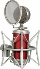 Galaxy Audio ST-834TL Tube Condenser Mic With Spherical Design & Pop Fillter