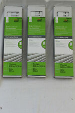 "Trim @ Home Blinds White 2"" Faux Wood  27�x 64"" New In Box (3 Pack)"