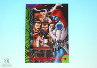 2013 Fleer Marvel Retro Mystique Autograph Base Card #58 Adam Kubert X-Men