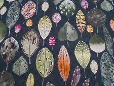 Designers Guild Curtain Fabric 'TULSI - AUBERGINE' 3.2 METRES 320cm 100% Cotton