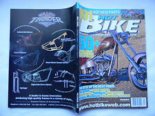 Hot Bike, Pictorial 2003, Volume 35, The Harley-Davidson Enthusiasts' Magazine