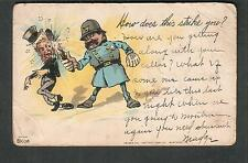 1906 policeman billy club How Does This comic pc Montrose PA to Richmond Hill