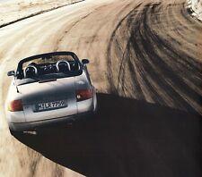 AUDI TT ROADSTER 8N Cabrio Prospekt Brochure Preisliste Ausstattung 1999 /65