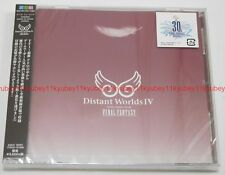 New Distant Worlds IV more music from FINAL FANTASY CD Japan F/S SQEX-10601
