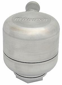 Moroso 68788 Positive Locking Valve Cover Breather Billet Aluminum