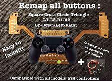 """Kit Remap board Ps4"" Make Your own Compétition Controller! Easy Remapper ps4"