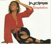 Indra Maxi CD Temptation - France (EX/EX)