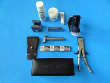 OneBlade Genesis Stainless Steel Single Edge Razor Set