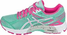 ASICS Gt-1000 3 GS Girls Running Shoe 6 Mint/white/hot Pink C463n 6401