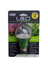 Feit Electric 60W Watt Equivalent LED A19 Full Spectrum Plant Grow Light Bulb