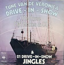 7inch CLIFF NOBLES & CO the horse & 21 drive in show jingles HOLLAND EX+ +PS1975