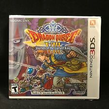 Dragon Quest VIII: Journey of the Cursed King (Nintendo 3DS, 2017) BRAND NEW
