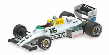 1:43 Williams Ford FW08C Senna Donington 1983 1/43 • MINICHAMPS 540834301