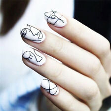 Nail Abstract Art Water Sticker Paper Decoration Manicure Diy Stick Animal Decal