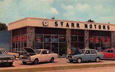 FL - 1969 Florida Starr Chrysler Auto Car Dealer at St. Petersburg, FLA - SIMCA