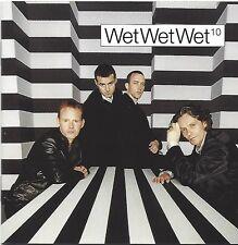 WET WET WET / 10 * NEW CD * NEU *