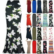 Long (More Than 36 in) Straight & Pencil Floral Skirts for Women