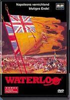 Waterloo [DVD/NEU/OVP] Historienfilm über die Schlacht und Niederlage Napoleon