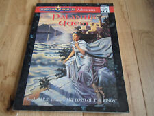 MERP Middle-earth Roleplaying Palantir Quest Supplement (NEAR MINT+)