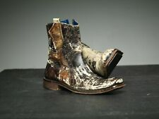 Mark Nason Southend distressed patina boots size 8 CK