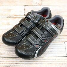 Specialized Men's Black & Silver Sport Road Shoes Size US 12 (6100-5045)