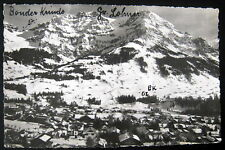 Switzerland~1939 ADELBODEN ~ Gross Lohner ~ RPPC