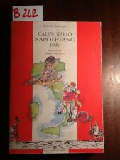 CALENDIARIO NAPOLETANO 1994 - ROTONDO - FRANCO DI MAURO - 1993
