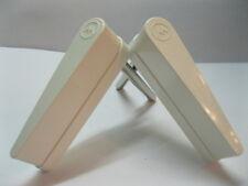 NEW Set of 2 Williams Pinball Machine White Flipper Bat w/ Williams Logo