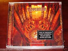 Evocation: Illusions Of Grandeur CD 2012 Century Media Records CMR 8957-2 NEW