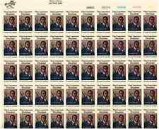 Scott #1554... 10 Cent....P.L. Dunbar.  Sheet of 50  Stamps