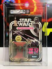 Star Wars Vintage Kenner 1978 Diecast  Darth Vader Tie Fighter AFA 75 CANADIAN