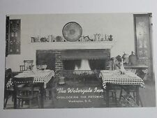 1948 Photo Postcard Of The Watergate Inn Overlooking The Potomac Washington Dc