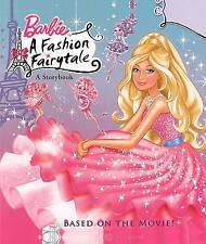 Barbie: A Fashion Fairytale (Turtleback School & Library Binding Edition) (Barb