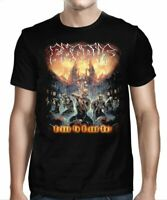 EXODUS Blood In Blood Out (Black) T SHIRT S-M-L-XL New Official JSR Merchandise