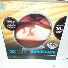 Discovery 3D Motion Sandscape Rotating Frame Endless Designs