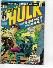 Incredible Hulk #182 not 181 wolverine appearance marvel key comic auction MVS