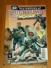 Q2 RETURN OF QUANTUM AND WOODY #3 VALIANT COMICS